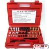 Trusă de reparat filet metric și UNF - UNC- 43 Buc, ZR-36UUMRK43 - ZIMBER TOOLS