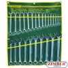 Set chei combinate, dimensiuni de la 6-mm la 32- m, 26 bucati  - FORCE