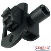 Angrenaj cu 2 pinioane pentru rotirea motorului cu precizie prin intermediul volantei. (ZR-36ECA02) - ZIMBER-TOOLS