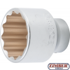 "Cheie tubulară 55 mm in 12 colțuri, 20 mm (3/4"") - 7455 - BGS technic"