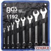 Set chei combinate,8 piese, 6-19 mm.1192- BGS technic.