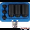 Set tubulare de impact cu 12 colturi pentru planetare 30-32-36mm si imbusuri de impact 14-17-19mm, 5334 -BGS-technic.