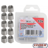 Insertii Helicoil pentru reparatii filete,  M14 x 1.5 mm| 10 piese-9430-1- BGS technic.