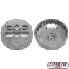 Cheie pentru filtre de ulei 96mm x P18, Renault 2,0 / 2,2 / 2,5L DCI  (9163) - BGS technic