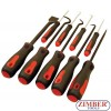 Set de screper si extractori oringuri - (ZT-04122) - SMANN TOOLS.