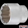 Tubulara 1/2, 34 mm cu 12 laturi -10648 -  BGS technic