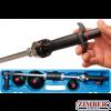 Kit vacumatic cu ciocan inertial pentru indreptat( cu pompa de mana) (8703) - BGS technic